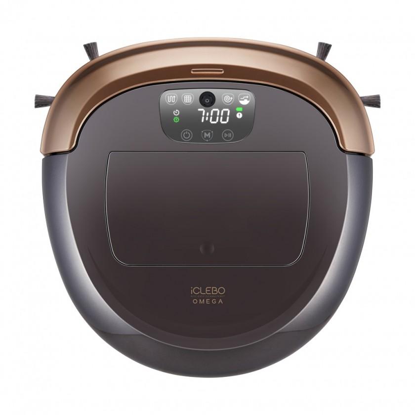 Ostatní značky vysavačů Robotický vysavač iCLEBO Omega