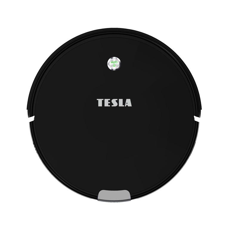 Ostatní značky vysavačů Robotický vysavač  TESLA RoboStar T60, černá barva