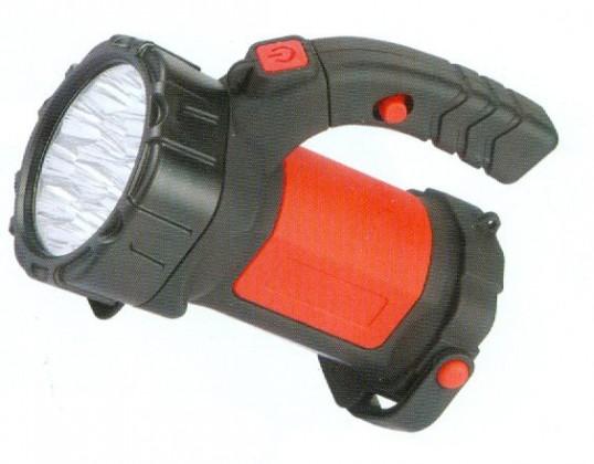 Osvětlení ZLEVNĚNO LED svítilna (S-2112) nabíjecí 3W Li-ION 3,7V/2000mAh VADA VZHLED