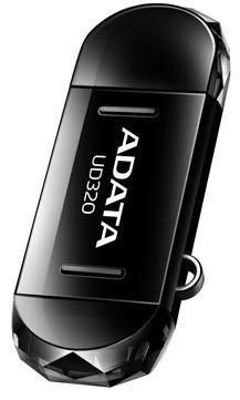 OTG flash disky ADATA UD320 16GB, OTG, (micro USB), černý
