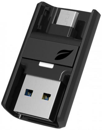 OTG flash disky Leef 16GB Bridge 3.0