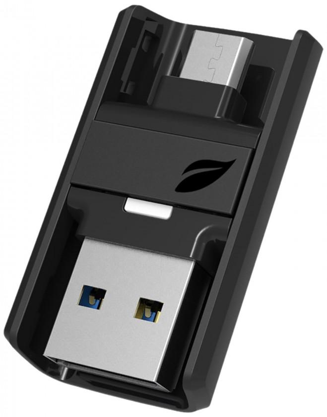 OTG flash disky Leef 32GB Bridge 3.0 ROZBALENO