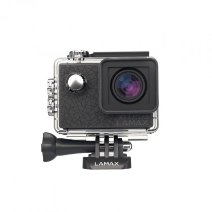 Outdoorová kamera Akční kamera Lamax X3.1 ATLAS, 2,7K, záběr 160° + příslušenství
