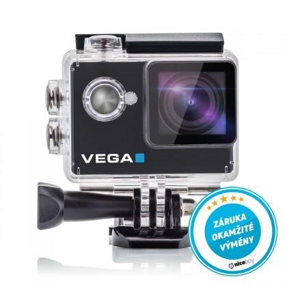 """Outdoorová kamera Akční kamera Niceboy Vega HD, 2"""" + příslušenství"""