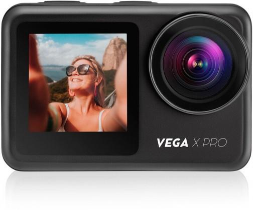 """Outdoorová kamera Akční kamera Niceboy Vega X PRO 2"""", 4K, WiFi, 170°+ přísl."""
