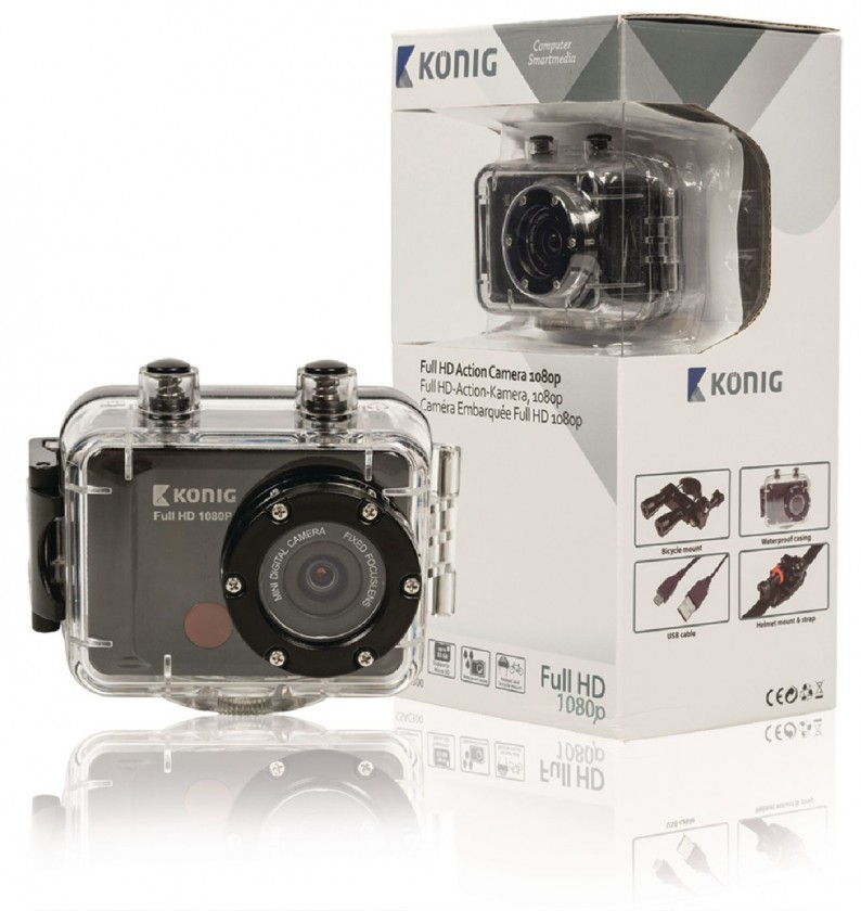 Outdoorová kamera CSAC300