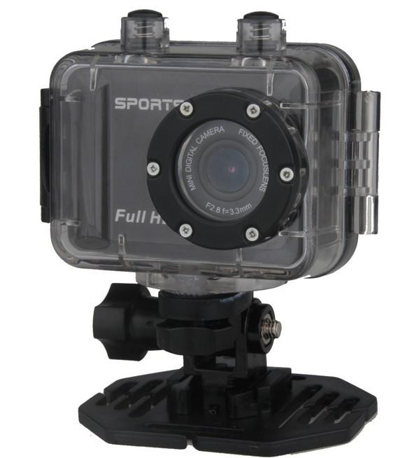 Outdoorová kamera DENVER DV-ACT-5001 ROZBALENO