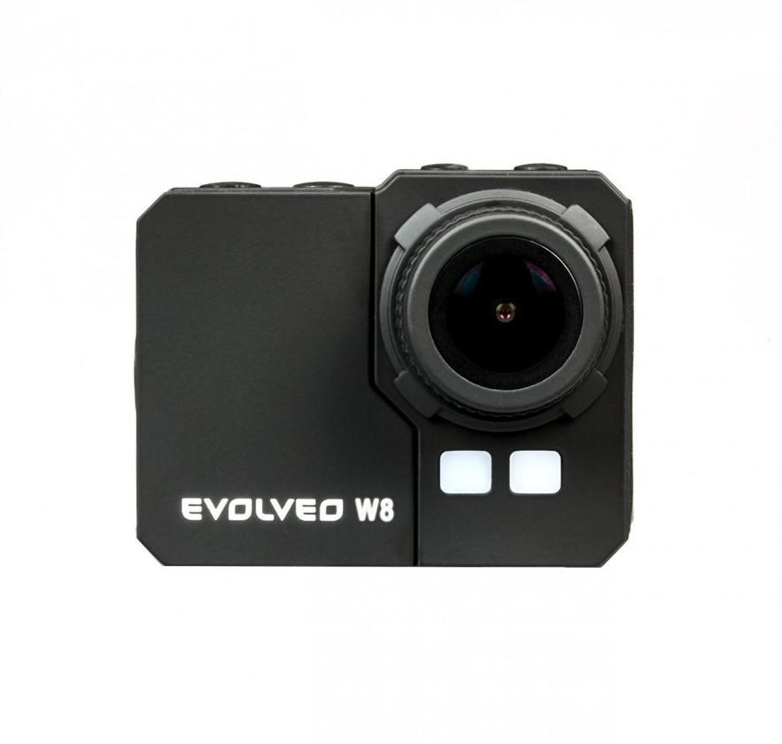 Outdoorová kamera EVOLVEO SportCam W8, 1080p/60fps, vodotěsná 60m