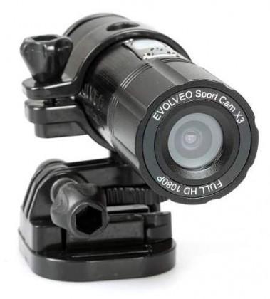 Outdoorová kamera EVOLVEO SportCam X3 ROZBALENO