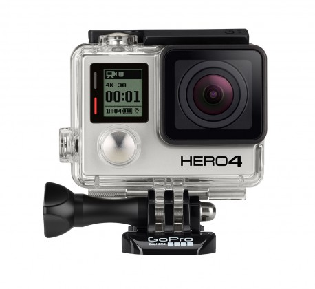 Outdoorová kamera GoPro Hero 4 Silver Motorsports