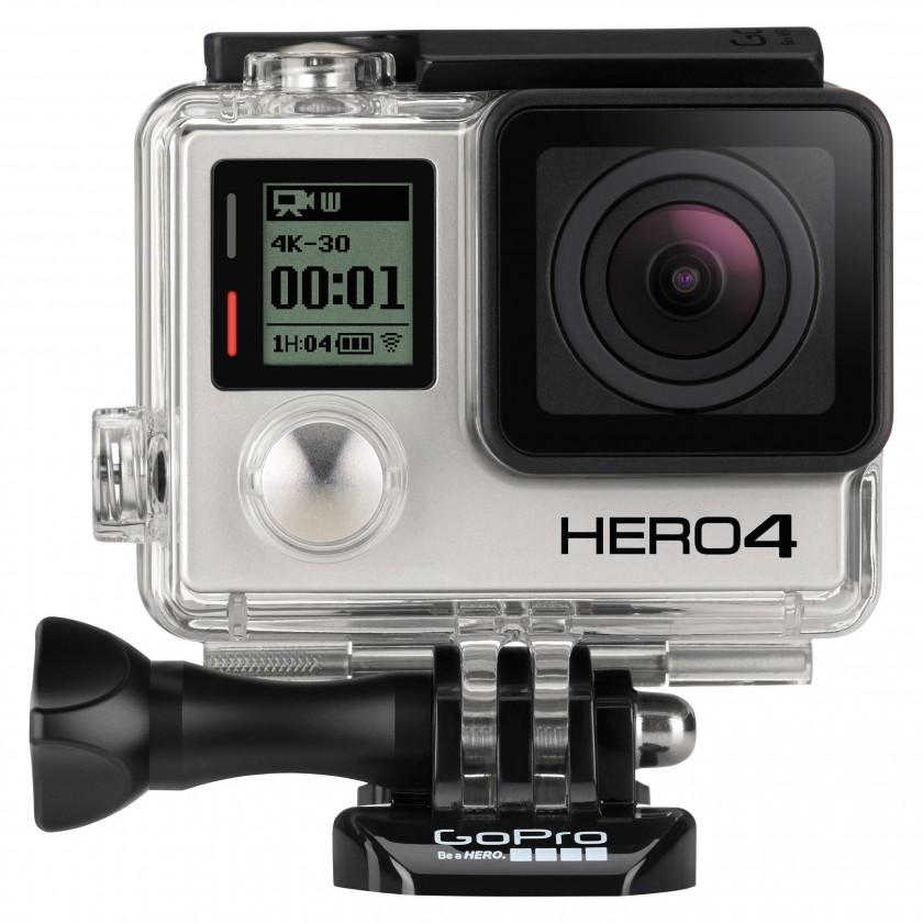 Outdoorová kamera GoPro HERO4 Black