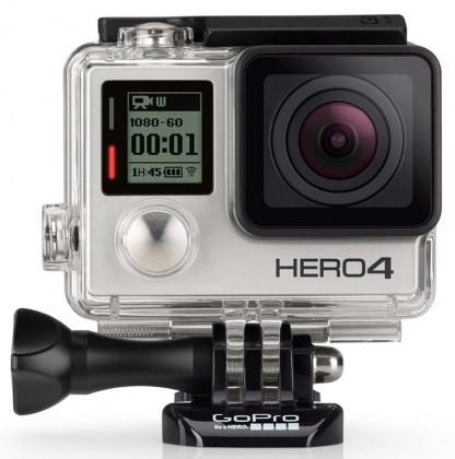 Outdoorová kamera GoPro HERO4 Silver