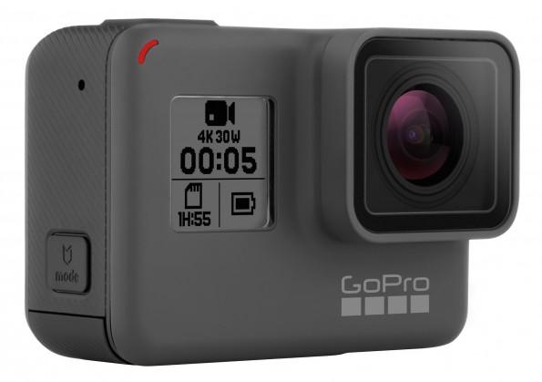 Outdoorová kamera GoPro HERO5 Black POUŽITÉ, NEOPOTŘEBENÉ ZBOŽÍ