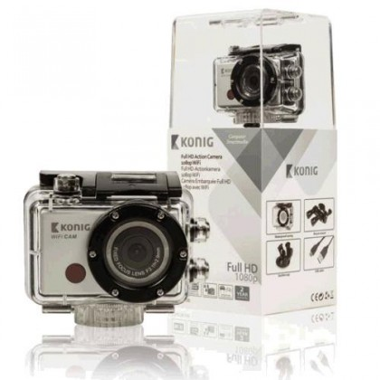 Outdoorová kamera König CSACW100 ROZBALENO