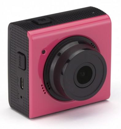 Outdoorová kamera Outdoorová kamera Kitvision Splash, růžová