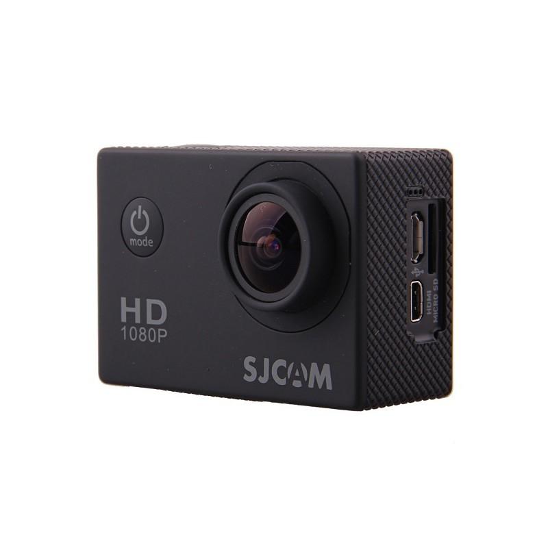 Outdoorová kamera SJCAM SJ4000 sportovní kamera - černá