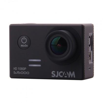 Outdoorová kamera SJCAM SJ5000 sportovní kamera - černá