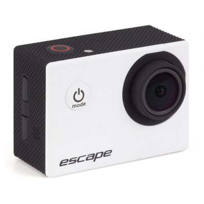 Outdoorová kamera Voděodolná akční kamera Kitvision Escape HD5, bílá