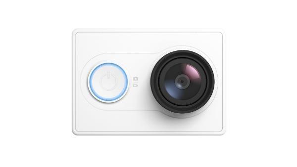 Outdoorová kamera Xiaomi Yi Action Camera KIT White