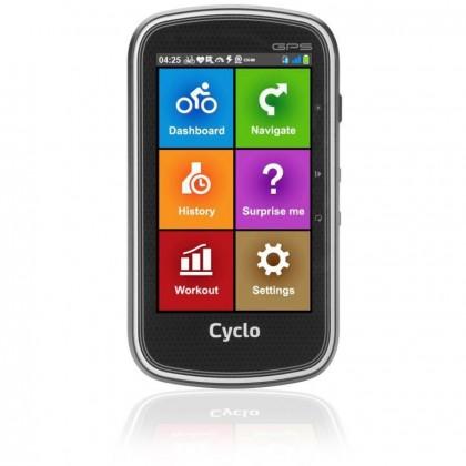 Outdoorová navigace Mio Cyclo 405, GPS cyklonavigace POUŽITÉ, NEOPOTŘEBENÉ ZBOŽÍ