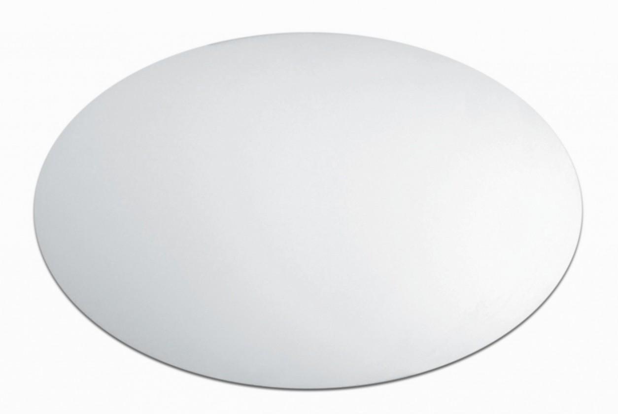 Oval - 30/B (bílá)