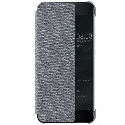 P10 Plus Smart View Cover Light Gray