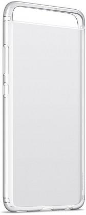 P10 TPU Protective Case Transparent Gray