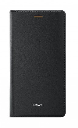 P9 Lite 2017 Flip cover Black
