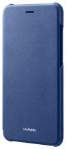 P9 Lite 2017 Flip cover Blue