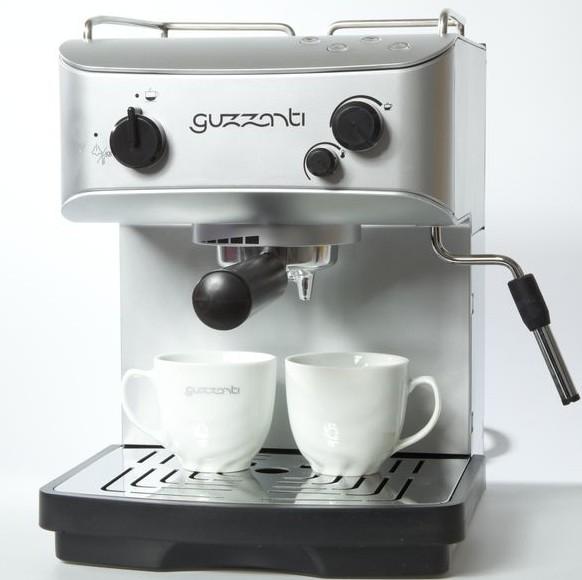Páková espressa Guzzanti GZ 23