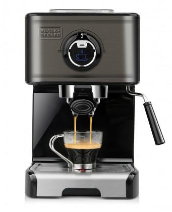 Páková espressa Pákové espresso Black&Decker BXCO1200E