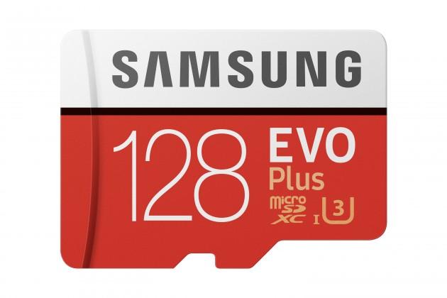 Paměťové karty 128 GB Micro SDXC karta Samsung EVO Plus 128GB (MB-MC128HA/EU)