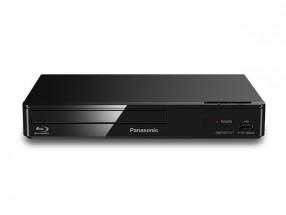 Panasonic DMP-BDT167EG, černý ROZBALENO