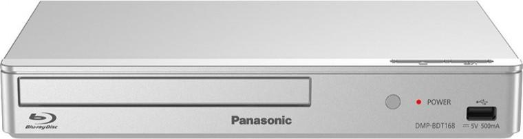 Panasonic DMP-BDT168EG, stříbrný