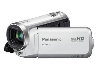 Panasonic HC-V100EP-W