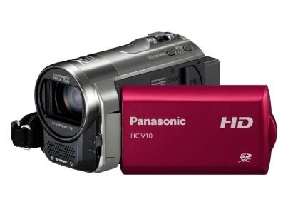Panasonic HC-V10EP-R