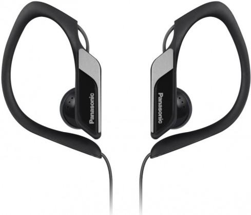 Panasonic RP-HS34E-K, černá šedá