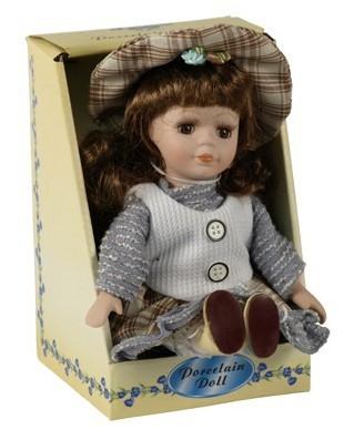 Panenka s porcelánovou hlavičkou