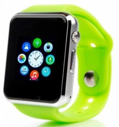 Pánské chytré hodinky Chytré hodinky Smartomat Squarz 1, zelená
