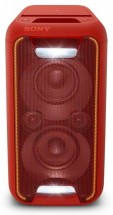 Party systém SONY GTK-XB5 Červený