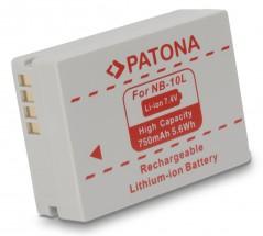 Patona baterie Canon NB-10L 750mAh