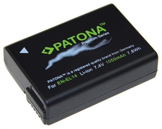 Patona baterie Nikon EN-EL14 1050mAh