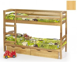 Patrová postel Sam (borovice)