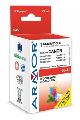 PC doplňky, kancelář ZLEVNĚNO ARMOR náplň, color (CL41) K20220 POUŽITÉ, NEOPOTŘEBENÉ ZBOŽÍ