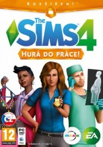 PC hra - The Sims 4 hra - Hurá do práce