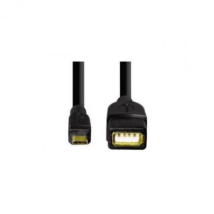 PC kabely Hama - USB A - micro USB B (78426)