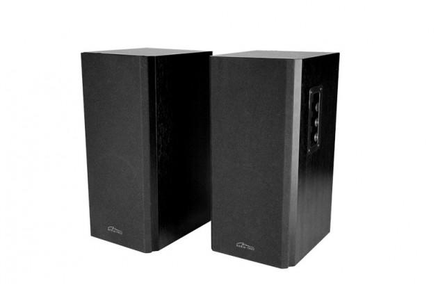 PC reproduktory 2.0 PC repro Mediatech Audience HQ 40W (MT3143K)