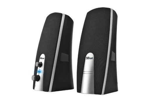 PC reproduktory 2.0 Trust MiLa 2.0 Speaker Set