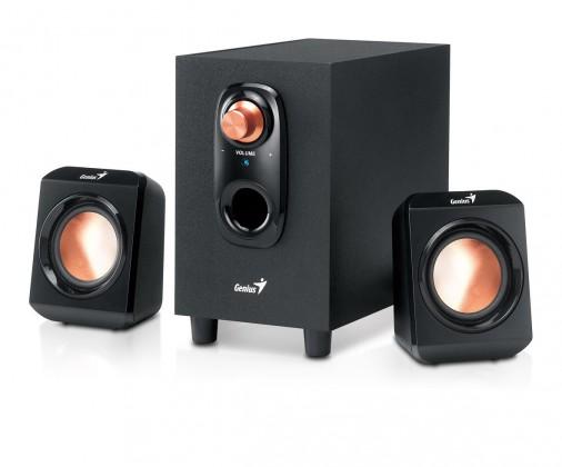 PC reproduktory 2.1 Speaker GENIUS SW U2.1 200