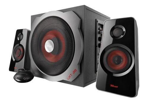 PC reproduktory 2.1 Trust GXT 38 2.1 Speaker Set
